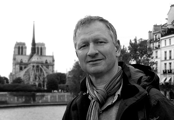 Andreas Schalhorn, Kunsthistoriker, Kustos am Kupferstichkabinett SMB und hervorragender Kenner zeitgenössischer Zeichenkunst